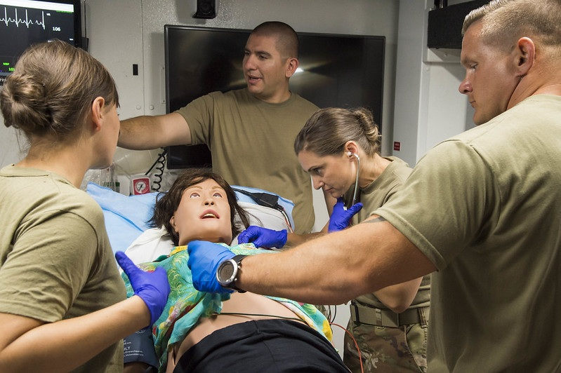 Wyoming-Army-National-Guards-Medical-Detachment-with-Best-Practice-Medicine